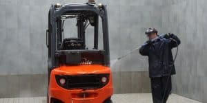 Refurbished Lift Trucks from Castle Eden