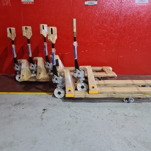 New Pallet Trucks